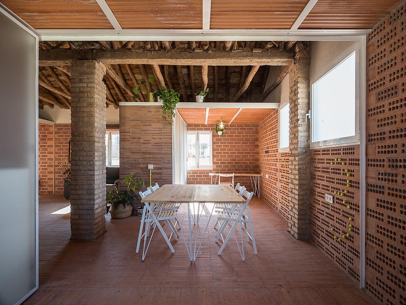 Casa buhardilla en granada la huerta arquitectos javier orive fotograf a de arquitectura - Arquitectos en granada ...